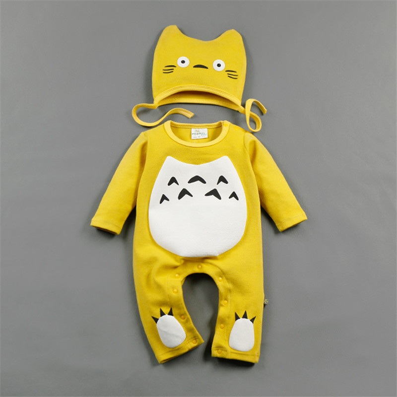 2017 Spring Cotton Newborn Jumpsuits  Style Baby Girl Boy Clothes Cartoon Baby Costume Infant Next Romper Coveralls Rompers<br><br>Aliexpress