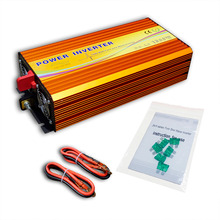 ECO-SOURCES 1500W Inverter 24V to 110V Off Grid Inverter 1.5KW Inverter for Solar Panel Solar System(China)