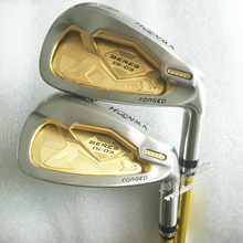 New Golf Clubs HONMA IS-03 4Star Golf Irons set 4-11.Aw.Sw Graphite golf shaft irons Clubs headcover Free shipping