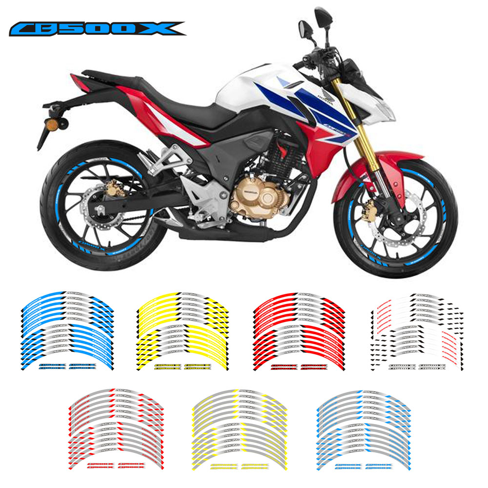 Perfeclan Carbon Fiber Fuel Gas Cap Cover Pad Sticker Decal for Honda CB500R CB300F MSX125