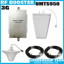 RF UMTS950 TD-SCDMA HSDPA 2100mhz 3G cellular mobile/cell phone signal repeater booster amplifier detector ceiling antenna