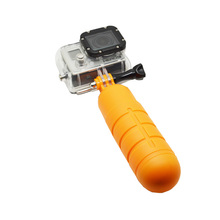Buy Floaty bobber Hand Grip Bar Pole Self Stick Gopro Hero 6 5 4 3 Xiaomi Yi SJ4000 SJCAM Go Pro Session 4K Action Sport Camera for $2.39 in AliExpress store