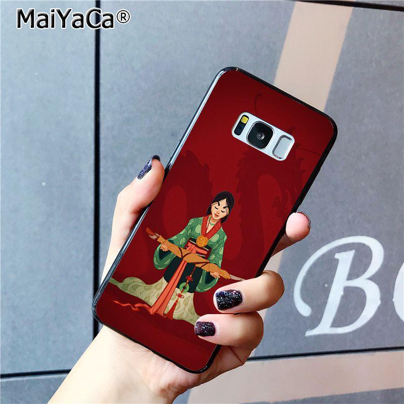 Cartoon Mulan Moive