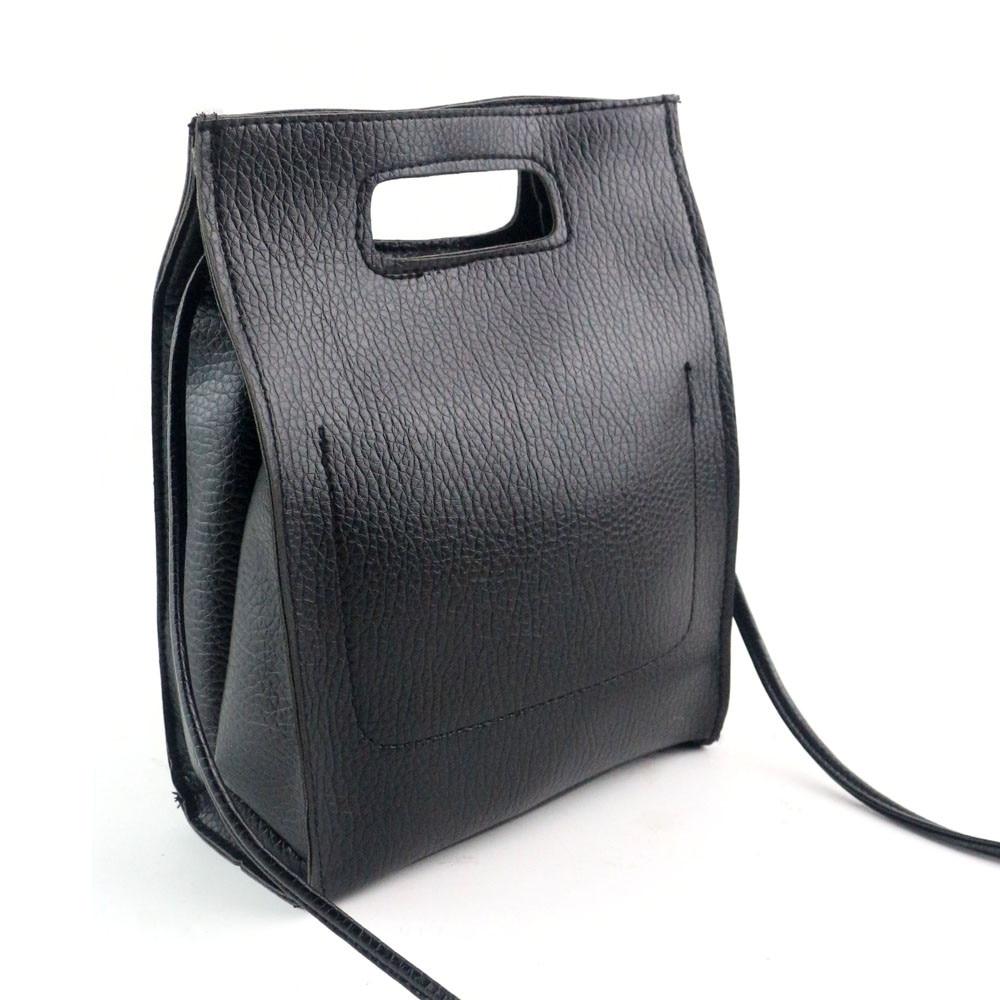 2016 Hot Sale,Luxury Handbags Women Bags Designer PU Leather Black Shoulder Bag Large Tote Ladies Purse Bolsos Femenina<br><br>Aliexpress