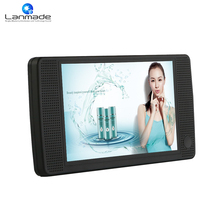 Lanmade Produce and export black mini flexible IPS display led advertising player hd