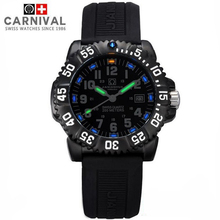Unique-gas Tritium Watch /Jewelry,novelty items and best gift wholesale diving sports watches mens wristwatches watch men steel