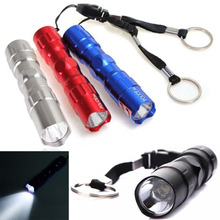 2017 Mini 3W 2000 LM CREE LED Flashlight ShadowHawk Super Bright Medical Pen Light Keychain Portable For Camping Hiking