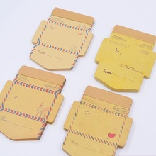 45 pcs/pack  New Antique Romantic Envelope notepads / paper note Memo pad / Writing scratch pad