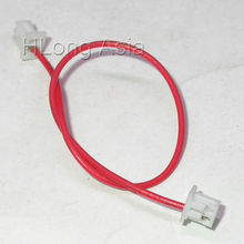 (10pcs) day / night signal wires for CCTV cameras connect with IR LED board, 1.25mm pitch ( PINs distance), about 10cm length