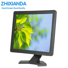 DC 12V 15 inch Full HD Led TV Monitor 15 inch Computer Monitor With HDMI VGA AV BNC USB For Sale(China)