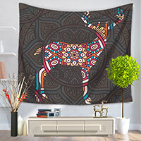 Mandala-Tapestry-Polyester-National-Style-Printed-Animal-India-Retail-Wall-Cloth-Tapestries-Home-Decoration-Wall-Blankets