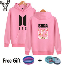 BTS Kpop Moletom Women Hoodies Sweatshirt Casual Female Fans K-pop Winter Harajuku Hoodies Women Popular Bangtan Hip Hop Clothes