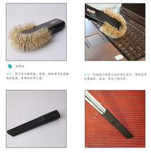 32mm diameter Plastic Spider brush with nozzle vacuum cleaner parts for cleaning corner and screens(China)