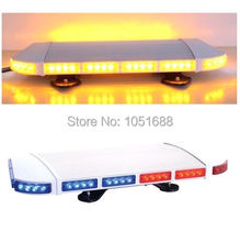 United Safe free shipping ESM0317 low profile GEN III 1 Watt super bright LED mini Warning Lightbar(amber/blue/red/white)