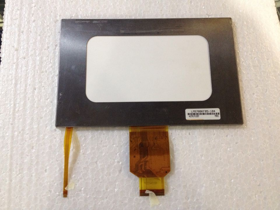 Brand new  LMS700KF23 LMS700KF07 outdoor visual LCD screen<br>