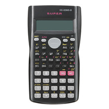 Handheld Multi-function 2 Line Display Scientific Calculator 82MS-A Portable Multifunctional Calculator for Mathematics Teaching