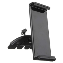 "10"" Adjustable Universal Car CD Slot Mobile Phone Tablet Mount Holder Stand For Ipad For Samsung Tablets & GPS Holder Stander"