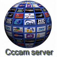 1 year CCCAM 6 lines super stable For Satellite receiver Set top box  Spain UK Germany Polsat by Free Shipping