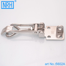 NRH 5602A SUS 304 stainless steel latch clamp Factory direct sales Wholesale price high quality U Hook adjustable toggle Clamp(China)