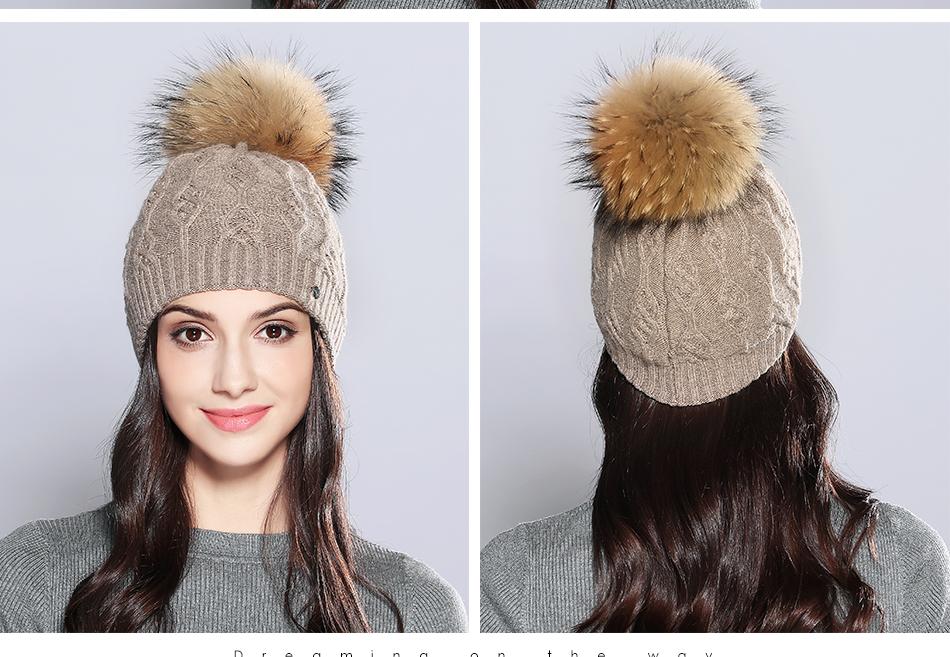 woman winter hats MZ710B (15)