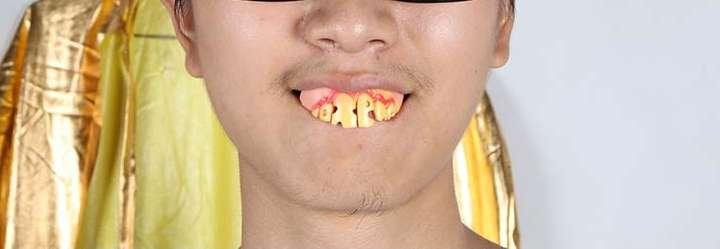 The Whole Toy Bar Ktv Halloween Props More Shapes Funny False Teeth Zhuan  Unisex Movie U0026 Tv Plastic   Us681