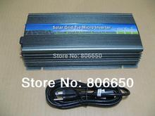 1000W 12V-110V micro grid tie inverter with MPPT function, free shipping(China)
