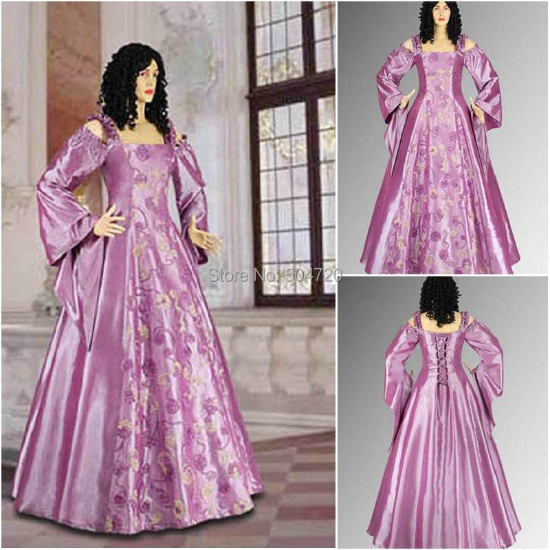 Как сшить платье бальное 18 века 56