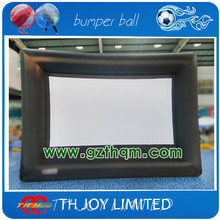 100-150inch giant  inflatable movie screen,Outdoor Inflatable Screen,inflatable projector screen