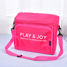 4Colors Car Travel  Storage Bags Cooler Insulated Lunch Bags  Women Kids Thermal Bag  Food Picnic Bags Tote Climbing backpack