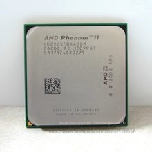 AMD Phenom II X4 965 процессор 3,4 ГГц 6 Мб L3 Кэш гнездо AM3 Quad-Core cpu(China)