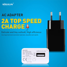 NILLKIN EU US Plug Travel Home AC Wall Charger for iPhone 5 5s 6 7 Plus iPad Samsung Galaxy S4 S6 S7 edge Note 3 4 5 2A Charger