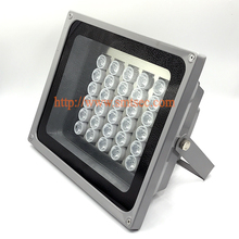 30 PCS LED 80M IR Infrared Illuminator light lamp For CCTV surveillance camera DC/AC Angle 15-90 Degrees Optional (SI-30W)