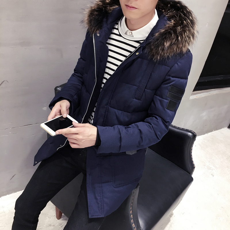 2017 New Arrival Autumn Winter Jacket Mens Causal Jacket Cotton Padded Jacket Thicken Coat MaleОдежда и ак�е��уары<br><br><br>Aliexpress