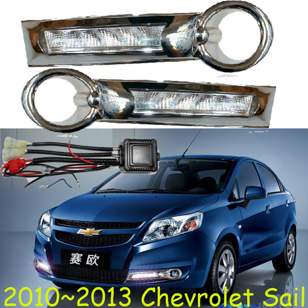 LED headlig,car daytime light,2011~2013/2015~2017,chrome,LED,Free ship!2pcs,car-detector,car fog light,car-covers,cruz<br>