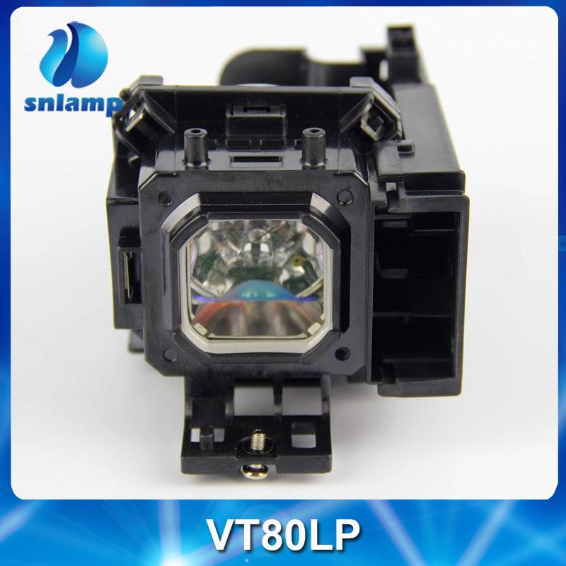 VT80LP projector lamp bulb  for VT48 VT49 VT57 VT58BE VT58 VT59G VT59 VT58G<br><br>Aliexpress