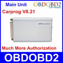 Carprog Main Unit V8.21 Firmware Perfect Online Version Much More Authorization For Car Odometers Dashboards Immobilizer Repair