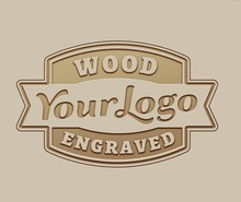 LOGO wood bamboo wooden watches wooden boxes logo engraved fee,customized logo laser engrave OEM/ODM(China)