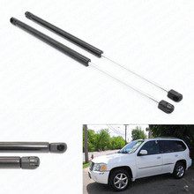 2Pcs Auto Gas Struts Charged Rear Window Lift Support for Oldsmoble Bravada GMC Envoy Isuzu Chevrolet Trailblazer(China)
