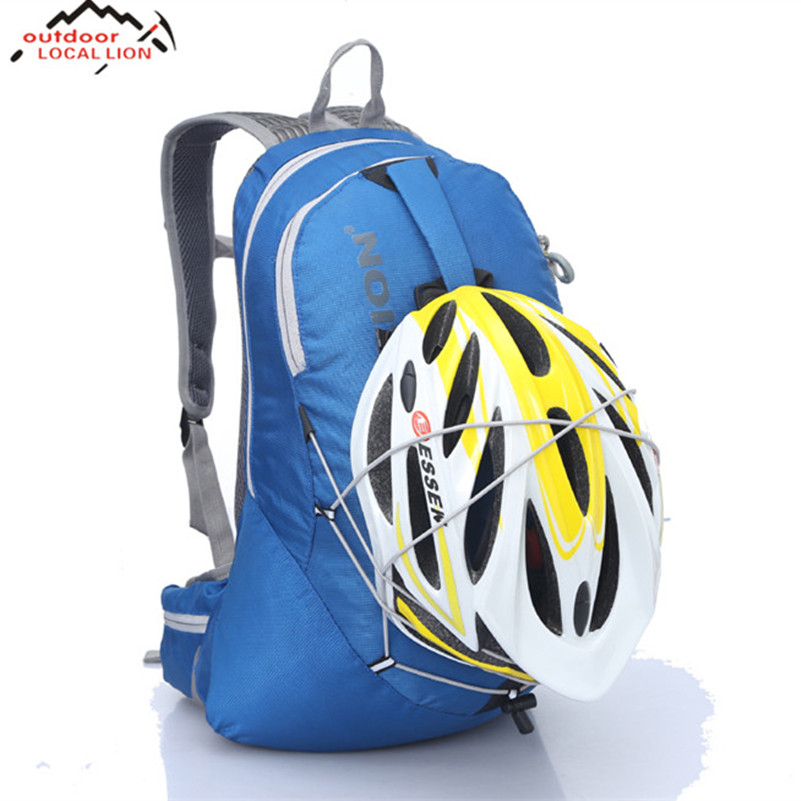 LOCAL LION Authentic JSZ Bag Backpack Road Mountain Bike Shoulder Bag Sport  Hiking Water Bladder Bike Bicycle Cycling Bag<br><br>Aliexpress