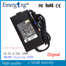 19.5V 9.23A 180W  7.4X5.0mm Original AC Adapter For Dell Precision M4600 M4700 M4800  JVF3V WW4XY 74X5J  FJ05H TW1P0 ADP-180MB