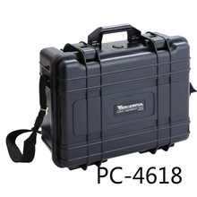 3.8 Kg 457*370*184mm Abs Plastic Sealed Waterproof Safety Equipment Case Portable Tool Box Dry Box Outdoor Equipment
