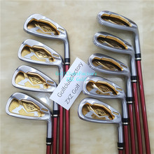 Golf complete sets honma s-03 lady drivers golf clubs iron sets G30 M2 manuman fl XR solaire golf club golf iron Men wome 917(China)