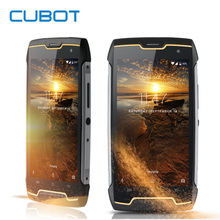 Cubot Kingkong IP68 Waterproof Dustproof Shockproof 4400mAh Mobile Phone Andriod 7.0 MT6580 Quad Core 2GB RAM 16GB ROM Cellphone(China)