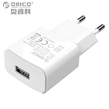 ORICO Universal USB Charger 5W 10W Travel Wall Charger Adapter Smart Mobile Phone Charger for iPhone Samsung Xiaomi iPad Tablets(China)