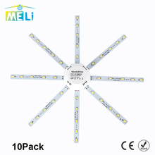 10pcs LED celling lamp 5730SMD 12W 16W 20W 24W High Bright LED Lamp Octopus Light AC22V LED Light Board For Ceiling/Kitchen Lamp(China)