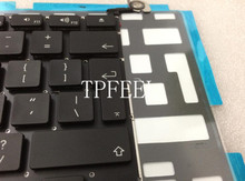 95% New UK Layout Keyboard With Backlight For Macbook Pro A1278 UK keyboard with backlight 2009 2010 2011 2012 Year