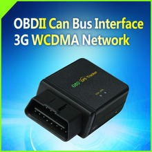 WCDMA 3G CCTR-830G DIY No Installation OBDII GPS Tracker with IOS & Android App Online Diagnostic & Listen Remote Monitoring