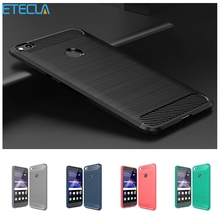 For Huawei P9 Lite 2017 Case Huawei P9 Lite 2017 Cover Huawei P9Lite 2017 Case Silicone Mix Hybrid Protective Soft Shell(China)
