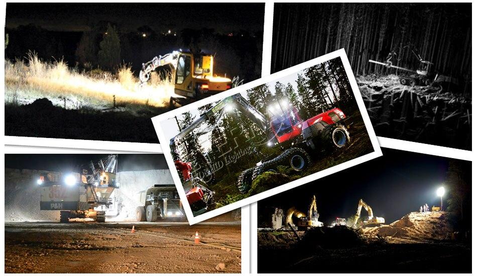 forestry excavator minex