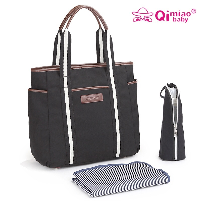 2017 Waterproof nylon Multifunction baby changing mother mummy mommy maternity nursing diaper bag organizer messenger nappy bags<br>